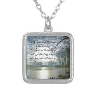 Bible Verse Scripture Prayer Necklaces