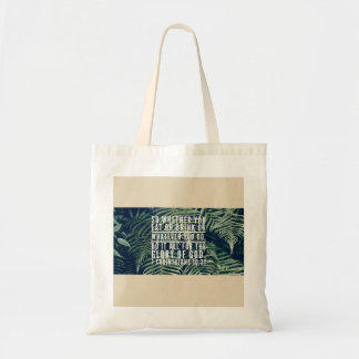 Bible Verse Tote Bag