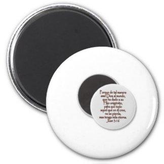 Bible Verses Magnet