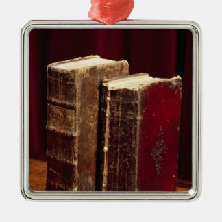Bibles belonging to Lord Byron and Augusta Leigh Christmas Ornament