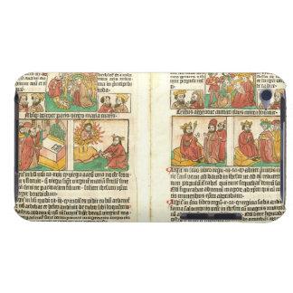 Biblia Paupernum Nativity iPod Touch Case