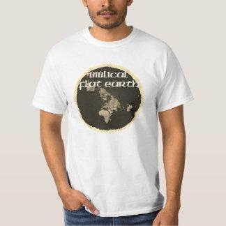 Biblical Flat Earth T-Shirt