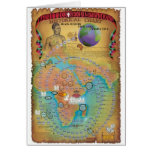 Biblical Genealogy Charts Greeting Card