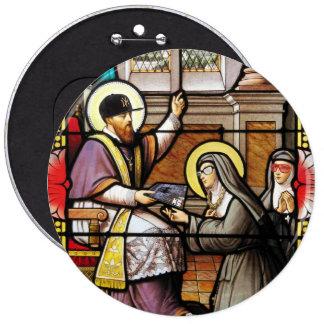 Biblical hip-hop 6 cm round badge