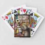 Biblical hip-hop playing cards