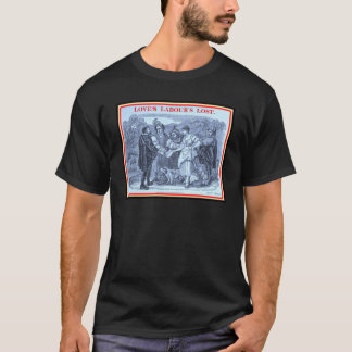Bibliomania: Shakespeare - Love's Labour's Lost T-Shirt