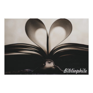 Bibliophile (poster) poster