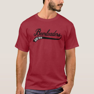 BIBO 2018 - Beerleaders - Black Ink T-Shirt
