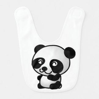 Bibs. Panda. Bib