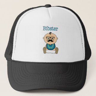 Bibster - HIpster Trucker Hat