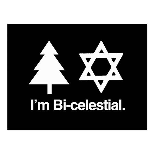BICELESTIAL POSTCARD