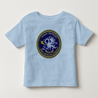 Bicentennial 1812-2012 Mardi Gras Louisiana Tee Shirts