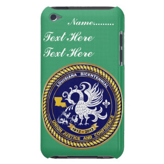 Bicentennial Louisiana Mardi Gras Party See Notes Barely There iPod Case