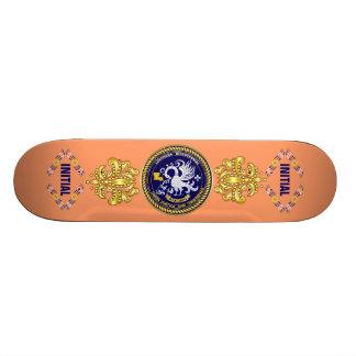 Bicentennial Louisiana Mardi Gras Party See Notes Skate Board Deck
