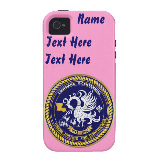 Bicentennial Louisiana Over 30 Colors See Notes iPhone 4/4S Case