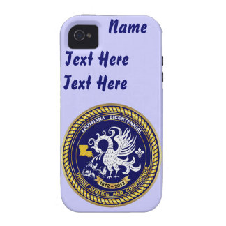 Bicentennial Louisiana Over 30 Colors See Notes iPhone 4 Cases