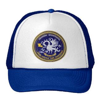 Bicentennial Mardi Gras Louisiana  1812-2012 Hats
