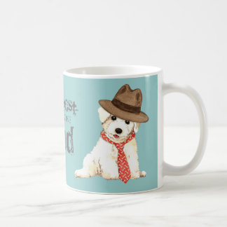 Bichon Dad Coffee Mug