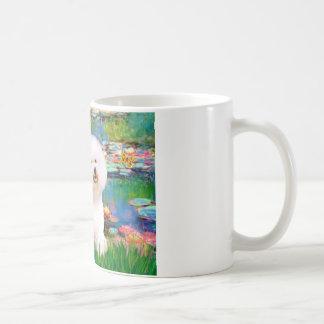 Bichon Frise 1 - Lilies 2 Mug