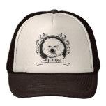BICHON FRISE (3) CAP