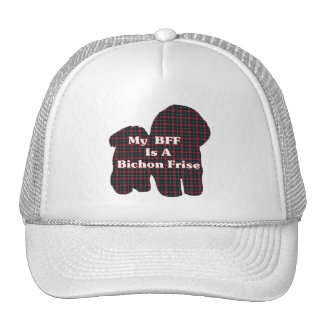 Bichon Frise BFF Hat