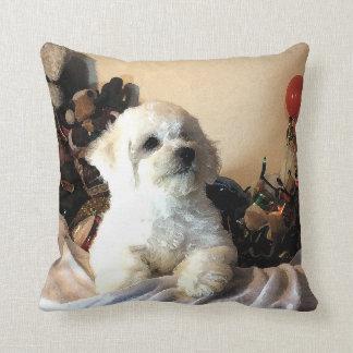 Bichon Frise Cushion