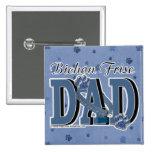 Bichon Frise DAD Badge