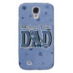 Bichon Frise DAD Samsung Galaxy S4 Covers