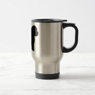 Bichon Frise Dog Stainless Steel Travel Mug