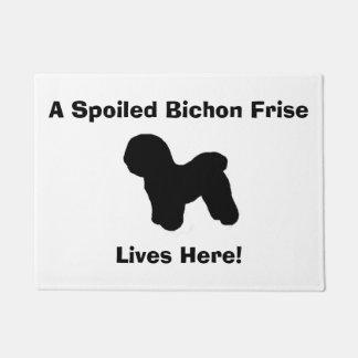 """Bichon Frise"" Doormat"