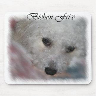 Bichon Frise Gifts Mouse Mat