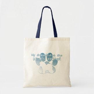 Bichon Frise Grandchildren Bags