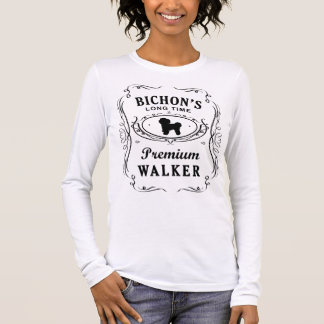 Bichon Frise Long Sleeve T-Shirt
