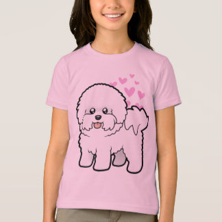 Bichon Frise Love T-Shirt