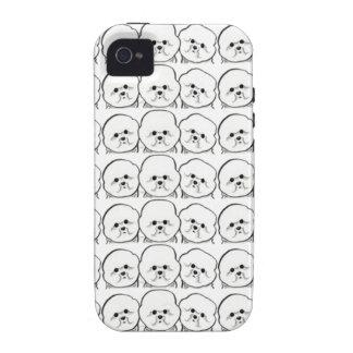 Bichon Frise Lover Case-Mate iPhone 4 Case