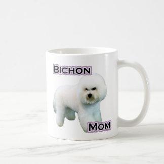 Bichon Frise Mom 4 Coffee Mug
