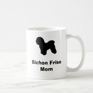 """Bichon Frise Mom"" Mug"