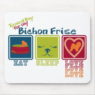 Bichon Frise Mouse Mat