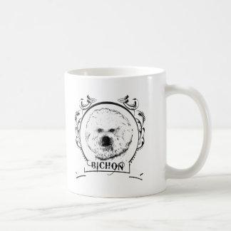 Bichon Frise T-shirt Coffee Mugs