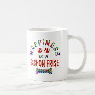 Bichon Happiness Coffee Mug