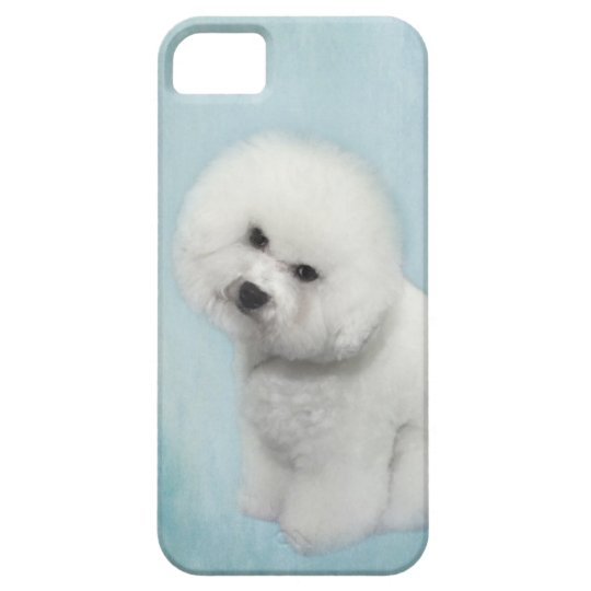 Bichon iPhone 5 Case