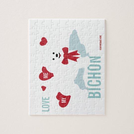 Bichon Lovers Puzzle