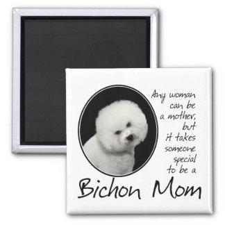 Bichon Magnet Refrigerator Magnet
