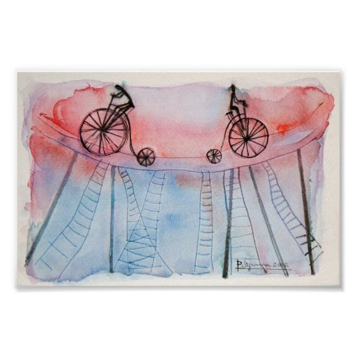 bicicles print