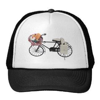 Bicycle071809 Trucker Hats