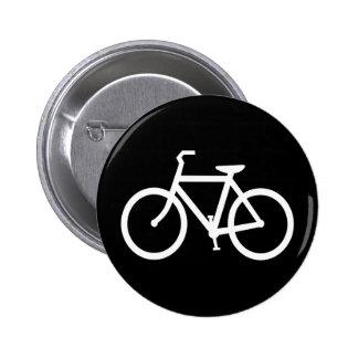 Bicycle 6 Cm Round Badge