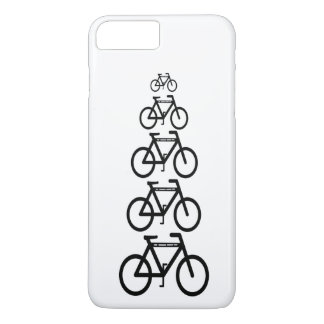 Bicycle Abstract iPhone 7 Plus Case
