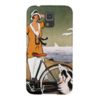 Bicycle Ad, 1925 Galaxy S5 Case