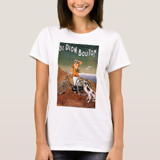 Bicycle Ad, 1925 T-Shirt