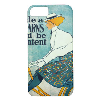 Bicycle Advertisement 1896 iPhone 7 Case